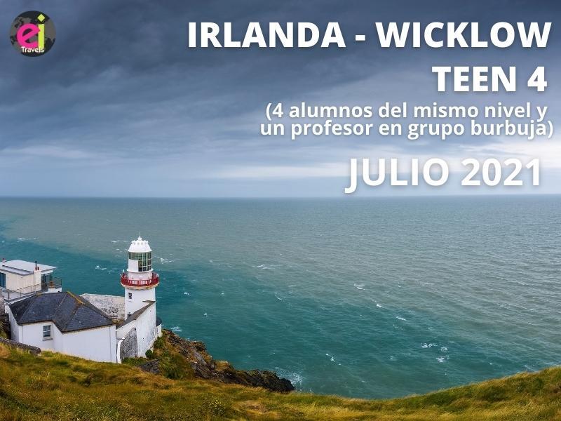 Curso Teen 4 en Irlanda