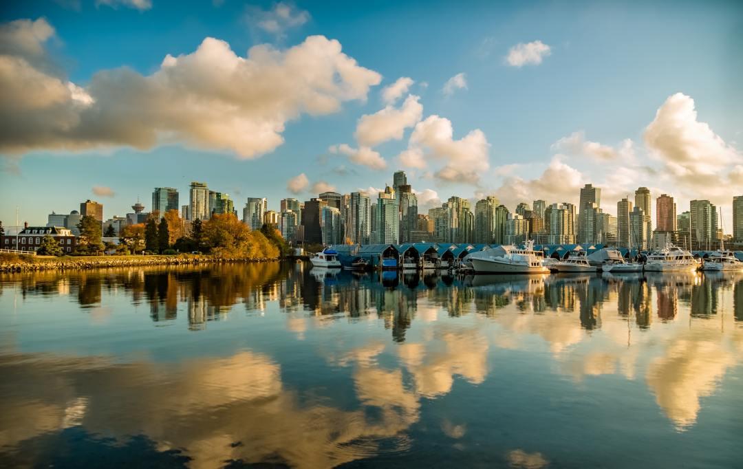 Trabaja en Vancouver