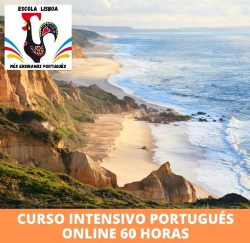Curso intensivo portugués online
