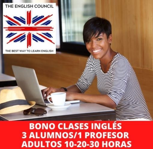 Clases online de inglés three-to-one