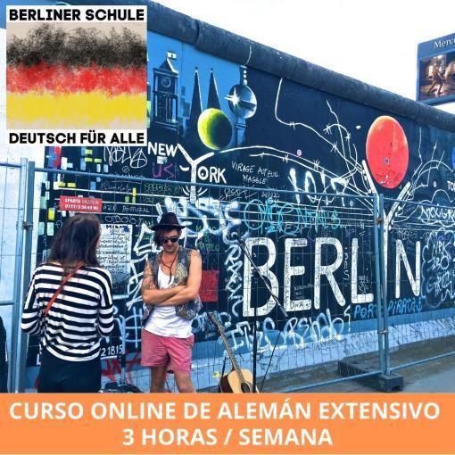 Clases de alemán online