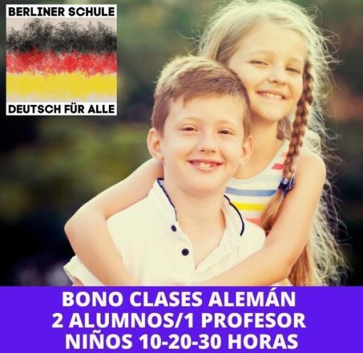 Cursos de alemán online para niños