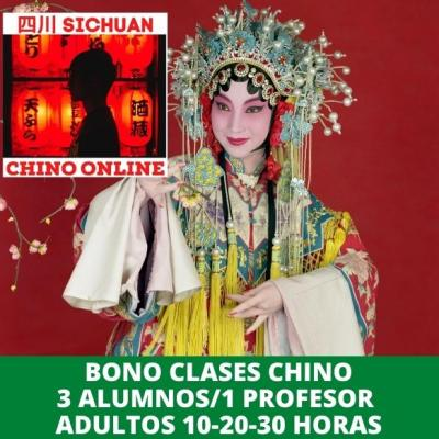 Clases online de chino