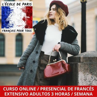 Clases presenciales y online de francés