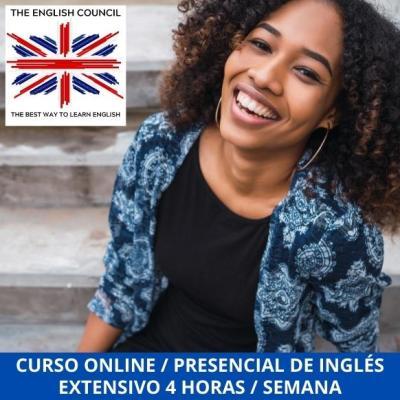 Clases de inglés online y cursos presenciales
