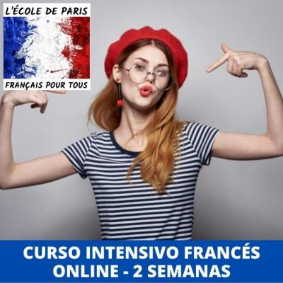 Curso intensivo de francés online