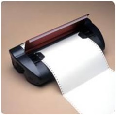 Modelo de impressora braile pequena