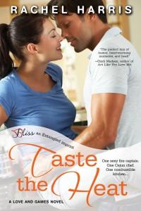 Taste the Heat by Rachel Harris