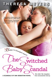 The Switched Baby Scandal by Theresa Meyers