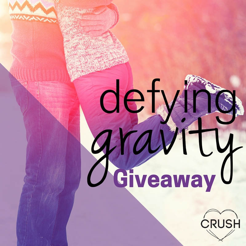 Defying Gravity Prize Pack Giveaway
