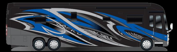 The 2019 Aspire Luxury Diesel Class A Motorhome  Entegra