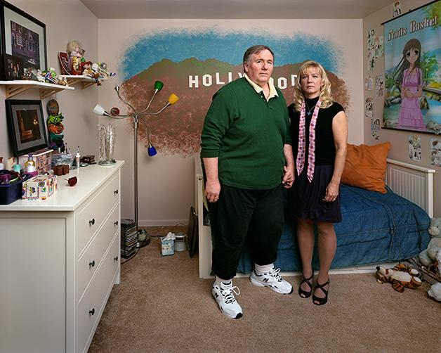 Pam e Bill, dois meses