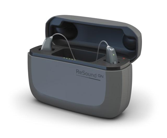 Chargeur ReSound LiNX Quattro
