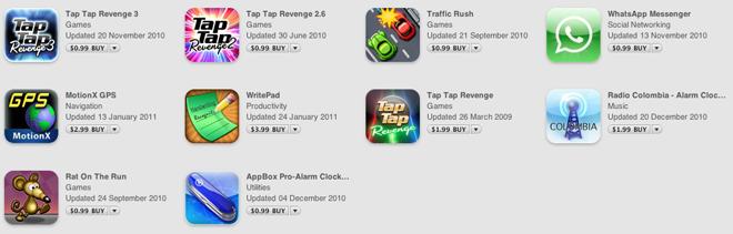 Estas son las apps más populares de Colombia en la App Store