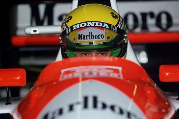 Ayrton Senna Jerez