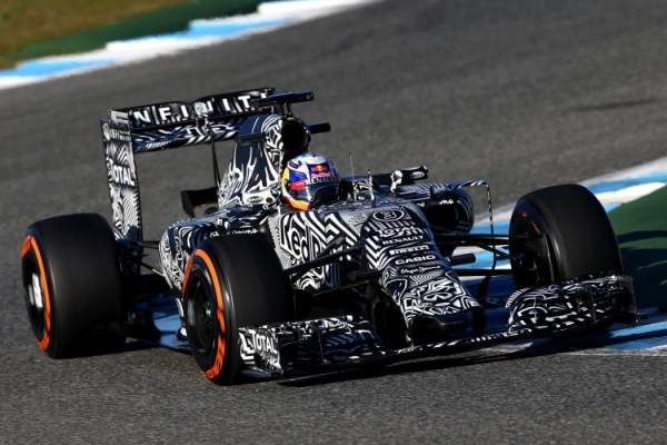 Red Bull Camo Livery