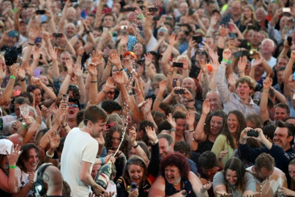 Madness will play at Silverstone in 2015