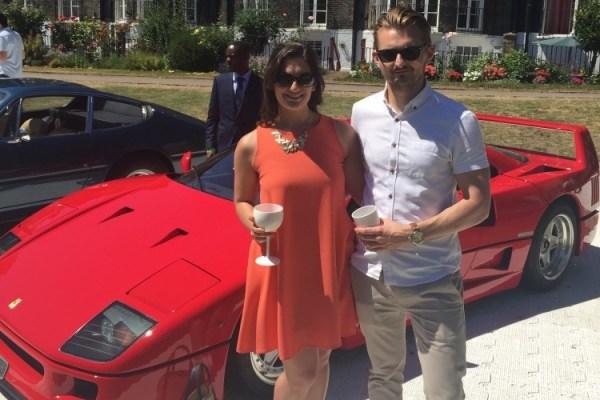 Race Week London - Ferrari F40