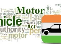 Motor Vehicle Bill 2017