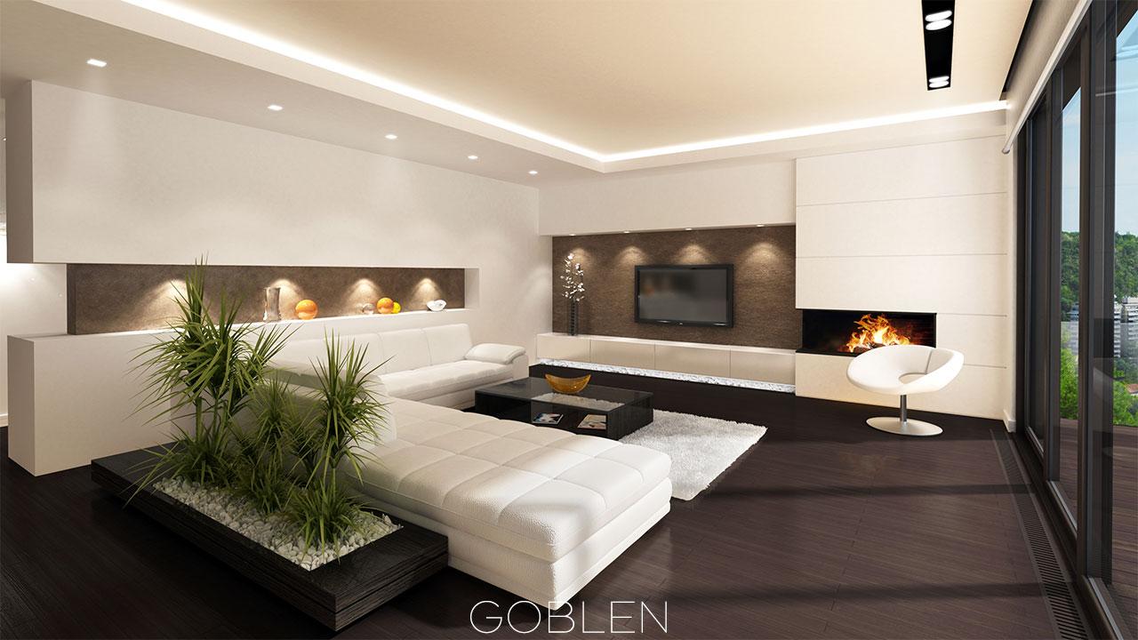 Luksuzno ureen penthouse na Dedinju  Beli Dvor