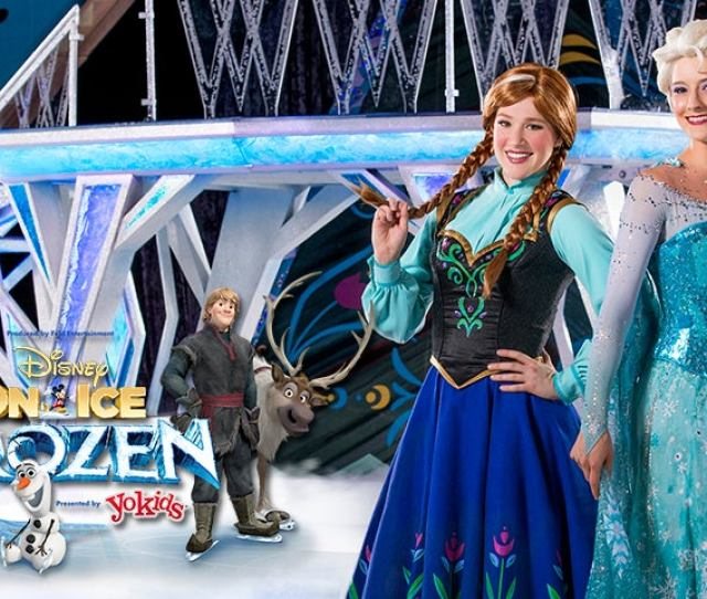 Feb26mar01 Disney On Ice Presents Frozen