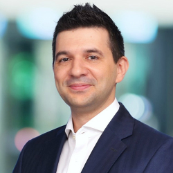 Laszlo Peter, Head of Blockchain Services for Asia Pacific, KPMG