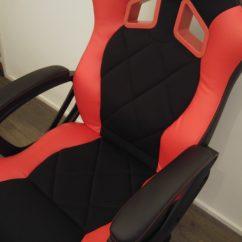 Gaming Chair Reviews 2016 Uk Folding Chairs Ikea Review Sandberg Esportsequipment Warrior