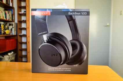 Plantronics BackBeat 500 1
