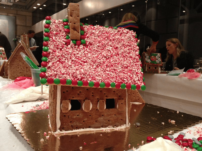 Building The Ultimate Gingerbread House Entertaining Life