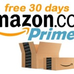 Amazon Prime Free For 30 Days (US)