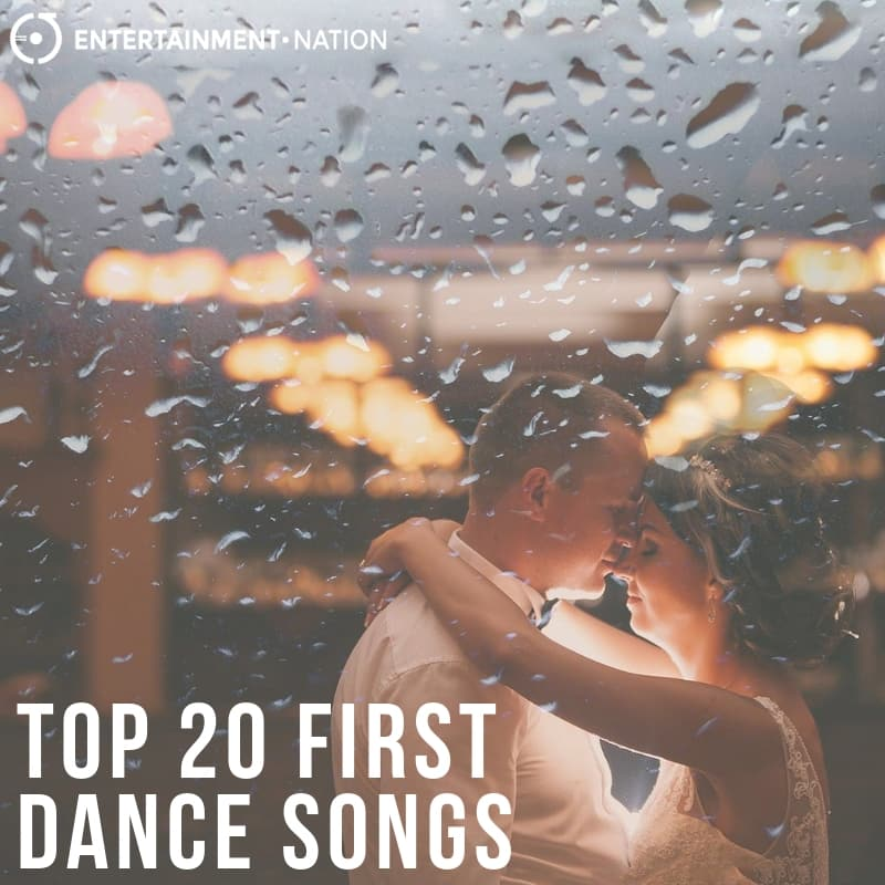 20 first dance songs