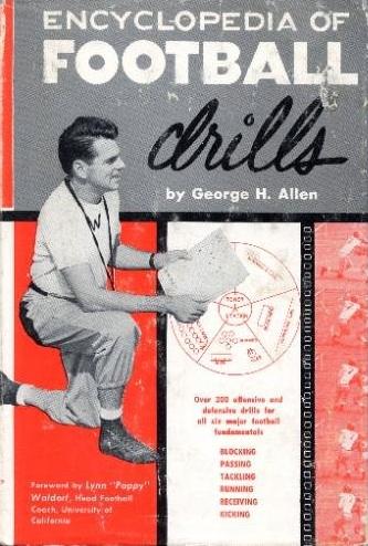 Author Ben Bryant's Coach George Allen