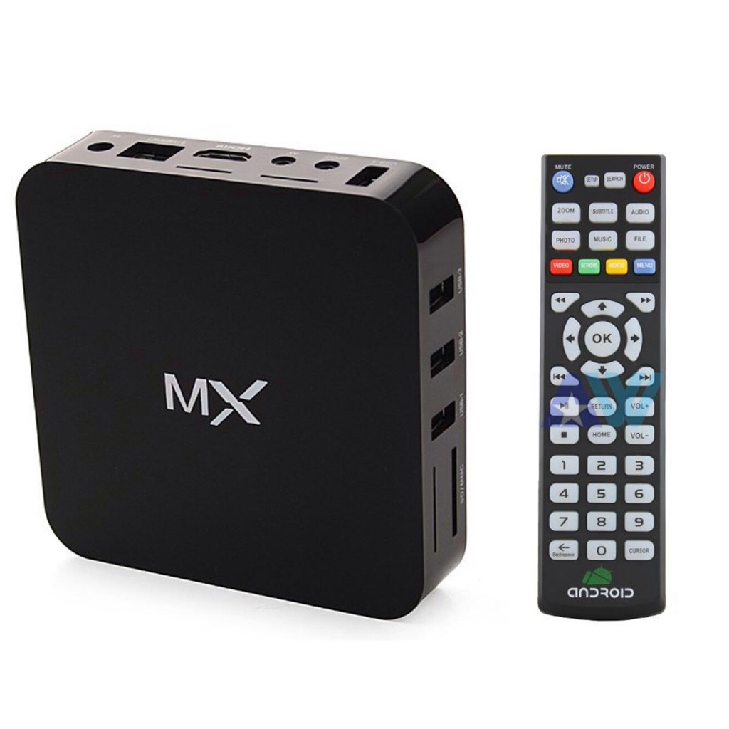 MX2 Smart TV Box