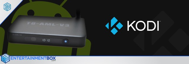 KODI FOR ANDROID TV BOXES