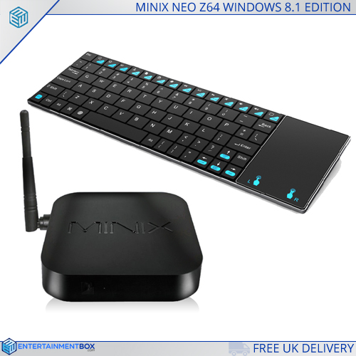 Minix Neo Z64 Windows Box