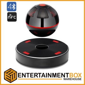 latest gadgets Gravity Defying Bluetooth Speaker