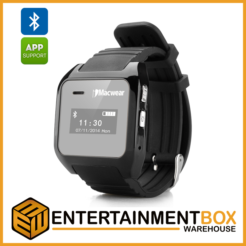 iMacwear Bluetooth Smart Watch