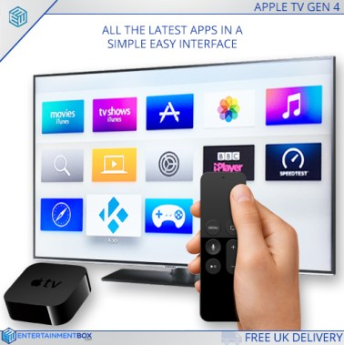 SHOP APPLE TV 4 3A