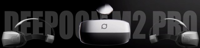 Shop UK Stock Deepoon M2 Pro VR Headset All-in-one | Review | Full demo
