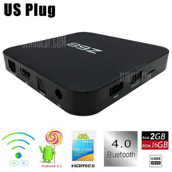Nexbox Z68 TV Box Android Lollipop 5.1.1 custom firmware Download