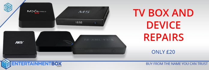 Android TV Box Repairs - Device Repairs - Repairs for TV Boxes