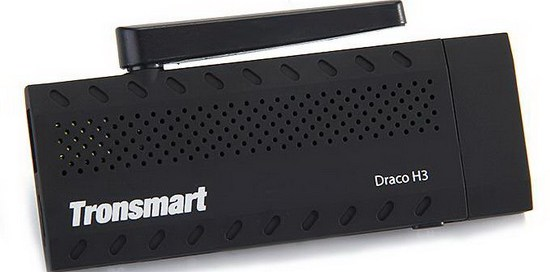 Tronsmart Draco H3 TV Stick Android KitKat 4.4.2 custom firmware Download