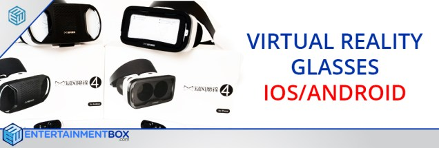Virtual Reality Glasses for Phones