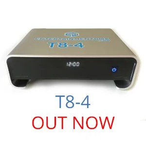 stream TV with the new T8 TV box