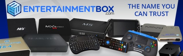 Shop Buy High Quality TV Boxes by Ebox - Aberdeen