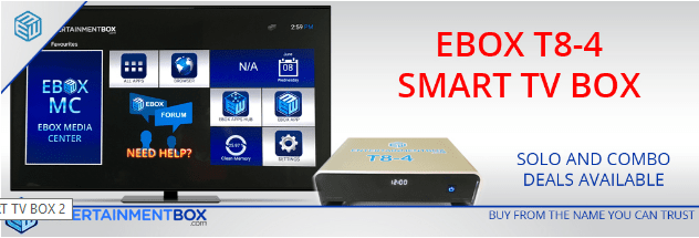 Shop Kodi smart TV box Newcastle upon Tyne