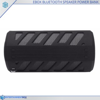 EBox Bluetooth Speaker Power Bank