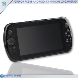GPD Q9 Quad Core Game Consoles 4.4.4 1080P 7″ RK3288