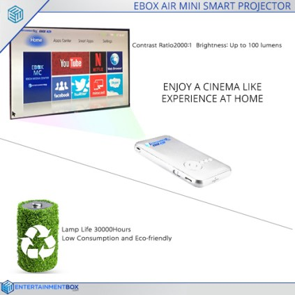Ebox Air Mini projector
