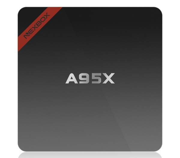 Nexbox A95X TV Box Android Marshmallow 6.0 firmware Download